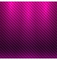 abstract seamless metallic pattern with hexagon vector image vector image