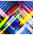 technology colorful abstract background digital t vector image