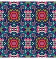 Festive Colorful ethnic seamless pattern vector image
