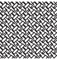 abstact seamless pattern diagonal line ornament vector image