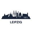Leipzig Emblem vector image vector image