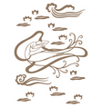 oriental fairy vector image vector image