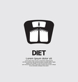 Dietetics Concept vector image