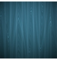 Wooden texture of blue color vector image vector image