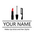 makeup artist banner