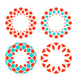 abstract ornament vector image