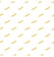 brass trumpet pattern vector image vector image