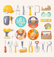 Collection of tools for house remodeling