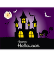 Happy Halloween Party Poster vector image vector image