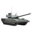 modern russian tank armata vector image