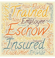 Teach Employees Why and not just How text vector image vector image