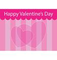valentine scene vector image vector image
