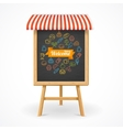 Bakery Concept Outline vector image