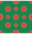 Casino chips Seamless pattern vector image