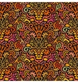 funny colorful seamless pattern with abstract vector image vector image