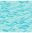 Wave pattern vector image vector image