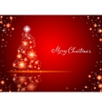 Christmas backgrpund vector image