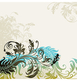 6floral line 51 1 vector image vector image