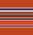 color lines textile background colorful stripes vector image