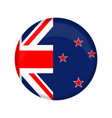 new zealand campaign button vector image vector image