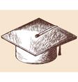 School props cap vector image