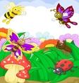 Small animals cartoon vector image vector image