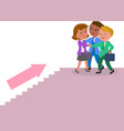 successful business women vector image vector image