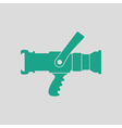 Fire hose icon vector image vector image