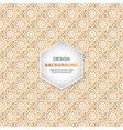 luxury ornamental mandala design background in vector image vector image