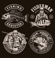 fishing vintage designs