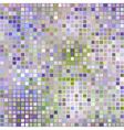 lilac background from squares mosaic effect vector image vector image