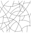 abstract geometric background of the curves vector image vector image