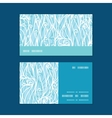 abstract frost swirls texture horizontal stripe vector image vector image
