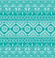 magenta native american ethnic pattern vector image vector image