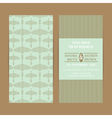 Wedding invitation card or announcement