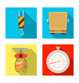 goods and cargo sign set vector image vector image