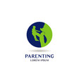 parenting logo sign symbol icon vector image