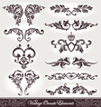 set of ornaments vector | Price: 1 Credit (USD $1)