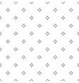 abstract seamless pattern grey stars modern vector image