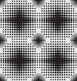 Halftone-background-seamless-pattern-04 vector image
