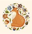fox animal cute