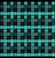 winter buffalo plaid seamless pattern - classic vector image vector image