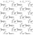 love in french valentine seamless grunge pattern vector image vector image