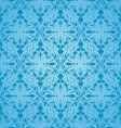 silk cyan vector image vector image