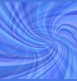 abstract double spiral background - from spun vector image vector image