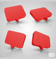 chat set vector image