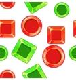 Choice pattern cartoon style vector image vector image