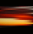 sunset gradient background vector image vector image