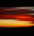 sunset gradient background vector image