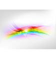 abstract rainbow vector image